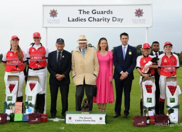 Guards Ladies Charity Polo 2020